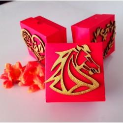 Royal  horse cake box