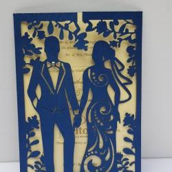 Two Door couple card