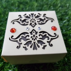 Unique lasercut cake box