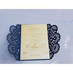 Sea shell card