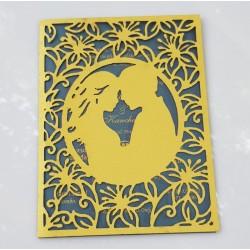 Royal couple card